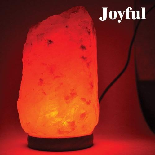 las lamparas de sal suelta agua