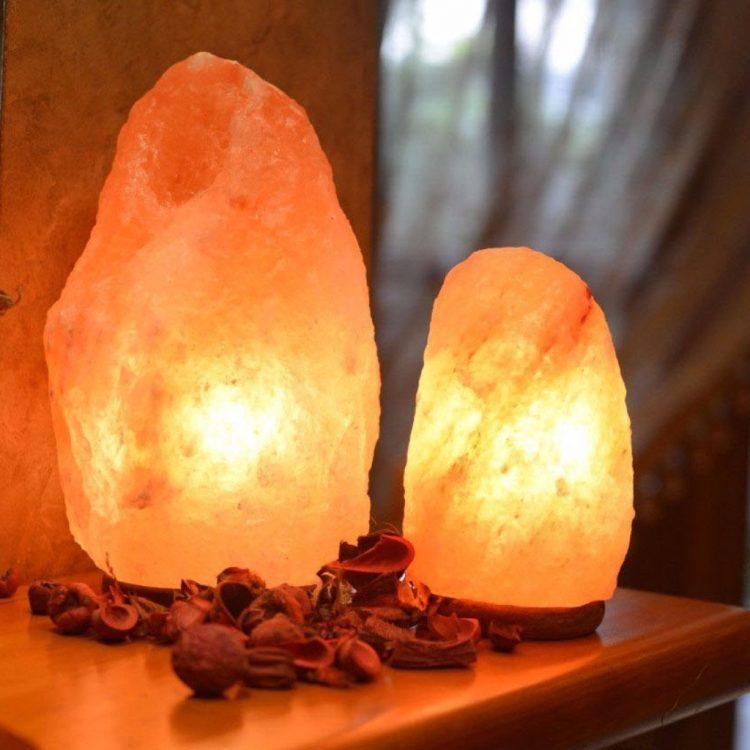 para que son buenas las lamparas de sal del himalaya