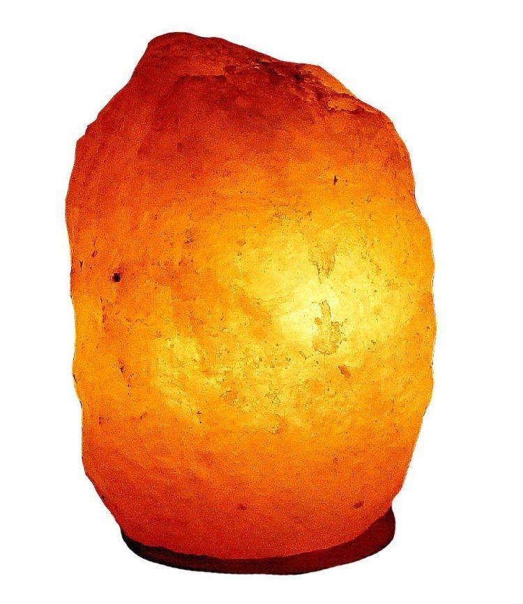 donde colocar lampara sal