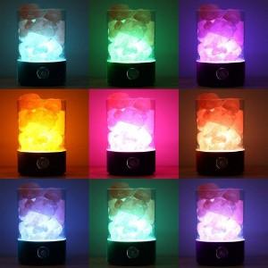 comprar lampara de sal de colores