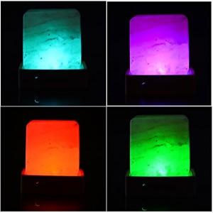 lamparas de sal precios de colores