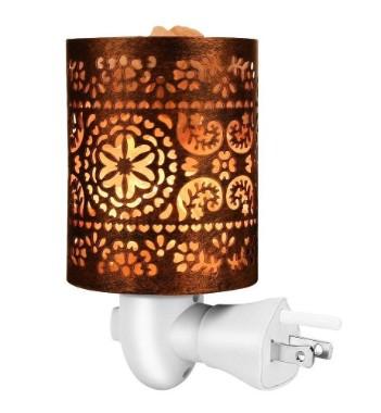 base de lampara de