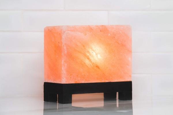 lampara de sal cuidados