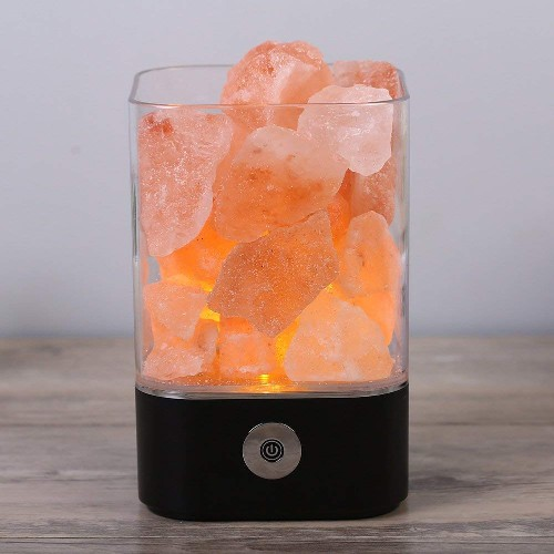 lamparas de sal del himalaya precios