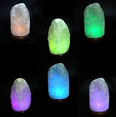 lampara de sal significado colores
