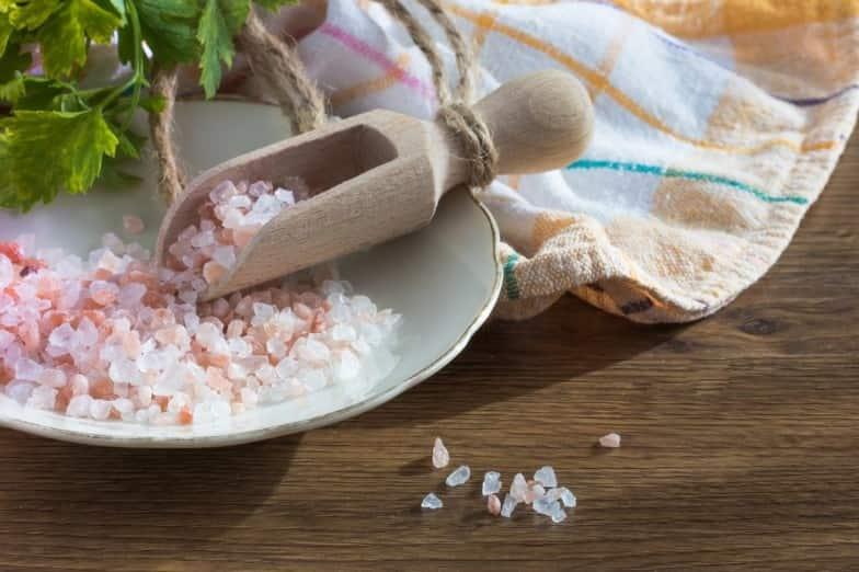 piedras de sal