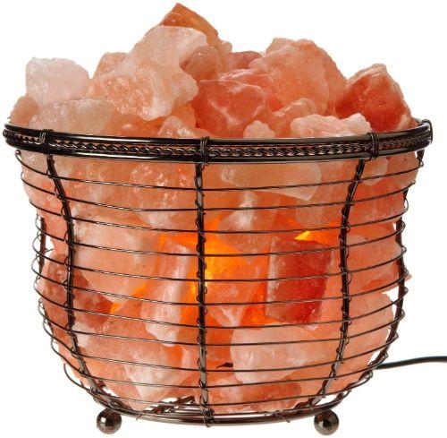 lamparas de sal peligros